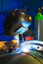 Welding in Vicenza
